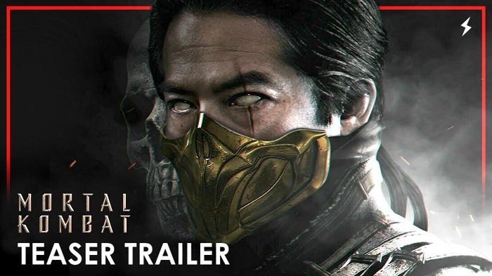 Mortal Kombat Filminden ilk Fragman