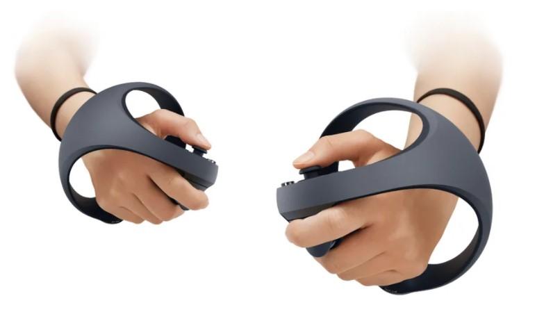 Playstation 5 için Yeni Nesil VR Kontrolcüsü Tanıtıldı