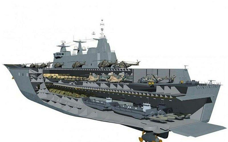 TCG Uçak Gemisinde Bayraktar SİHA'nın 3D Görüntüsü Paylaşıldı