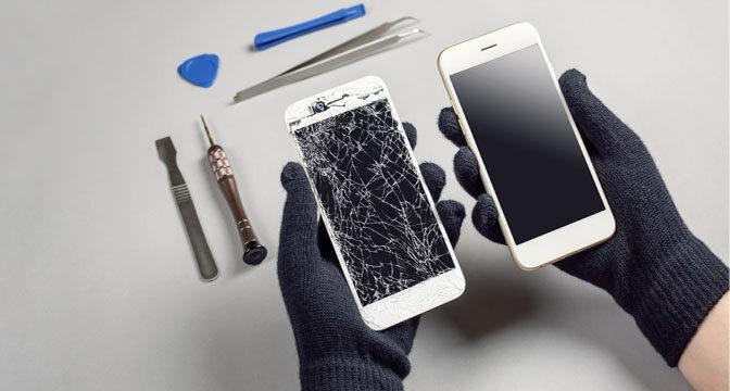 yenilenmiş telefon