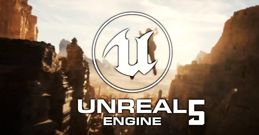 Unreal Engine 5 ile Oluşturulmuş Star Wars, Counter Strike ve Dragon Age Videoları